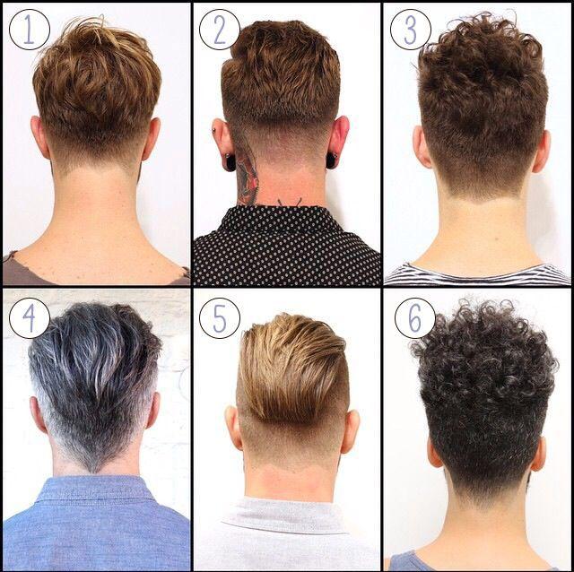#capelli #uomo #acconciature