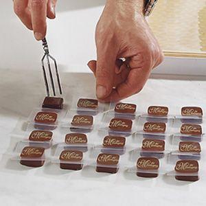 Basis technieken voor het maken van bonbons 5
