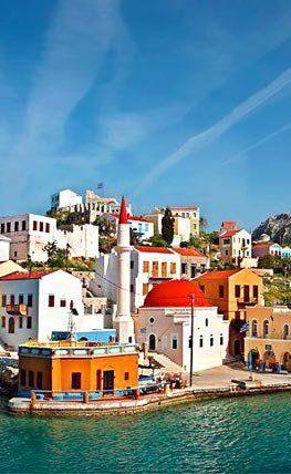 Kastellorizo Island, Greece