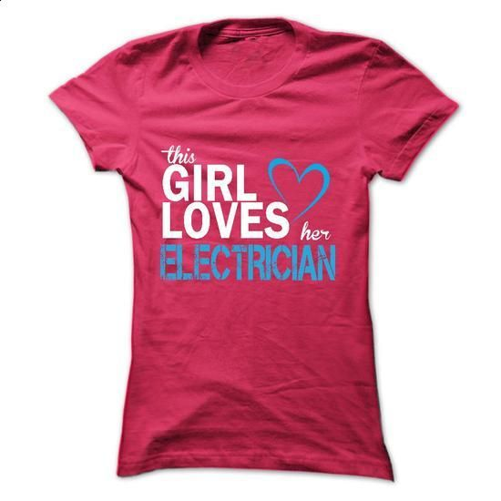 This girl love her ELECTRICIAN - #sweats #lrg hoodies. GET YOURS => https://www.sunfrog.com/LifeStyle/This-girl-love-her-ELECTRICIAN.html?60505