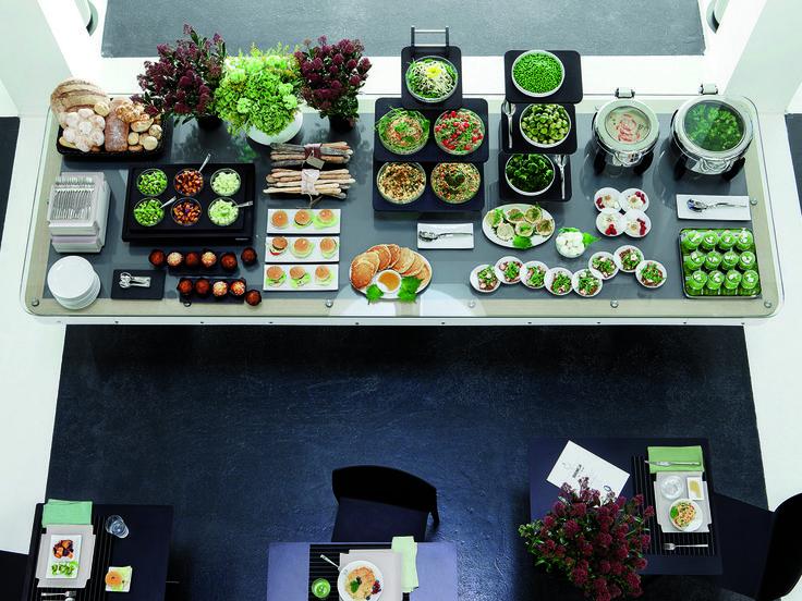 Sambonet. Italian Buffet. Design, Centro Stile Sambonet. Il nuovo sistema modulare per creare un buffet. Un vero progetto di design, qualità ed innovazione.