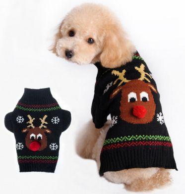 Sveter Sob -  Oblečenie a doplnky pre psov. BOUTIQUE RICKY - Oblečenie pre psov, móda pre psov.