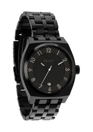 The Monopoly watch - All Black | Nixon
