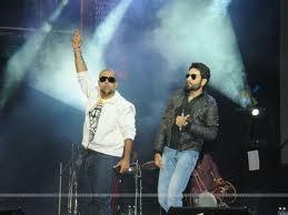 Vishal & Shekhar -- my fav. music duo..love them too much.