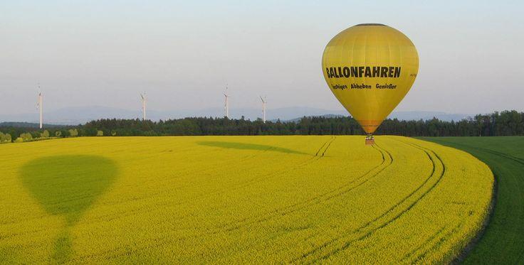 Romantische Ballonfahrt für Zwei Bad Schandau #Ballon #Geschenk #Jahrestag