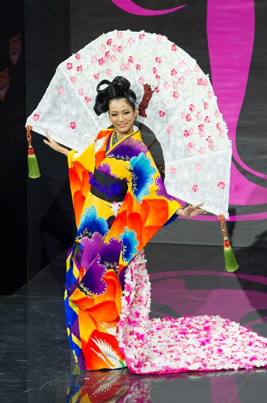 photos of miss universe costumes 2013 | Miss Universe 2013 National Costume Presentation | Tommy Beauty Pro