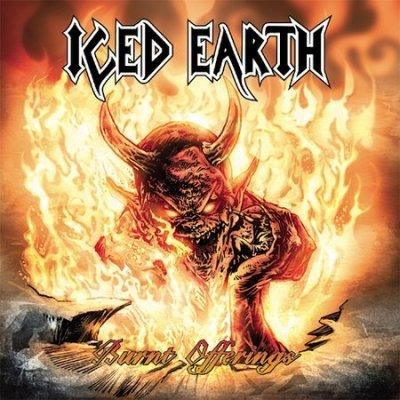 Iced Earth - Burnt Offerings, Grey
