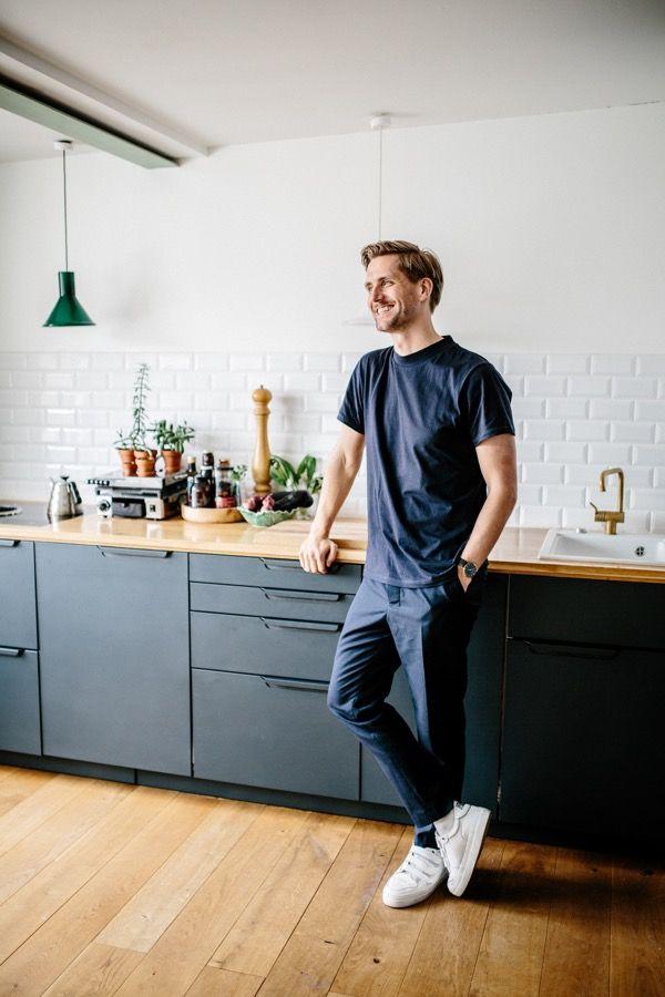 Besuche Sigurd Larsen in Berlin