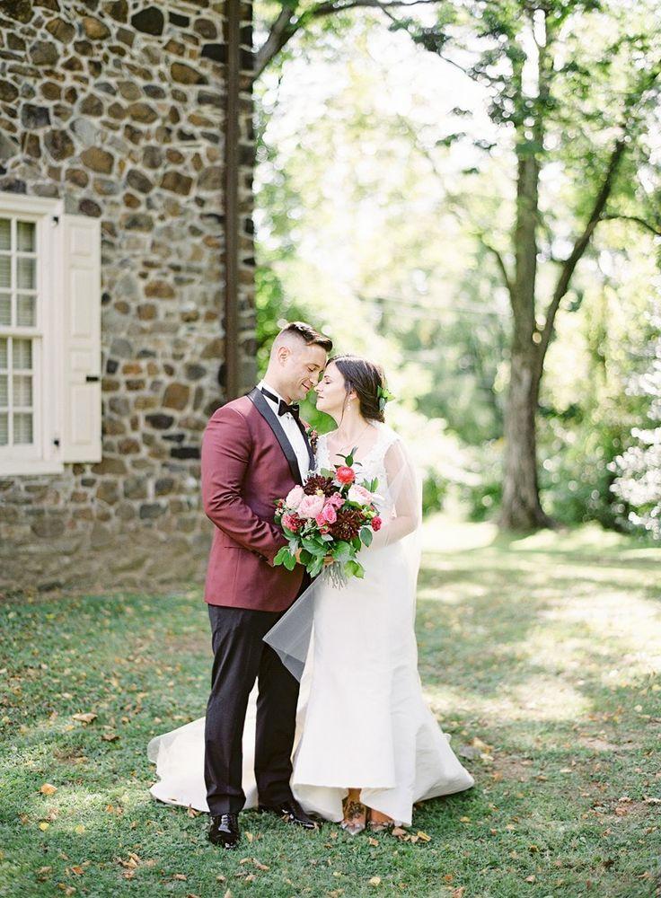 Anthony Wayne House Wedding © Maria Mack Photography