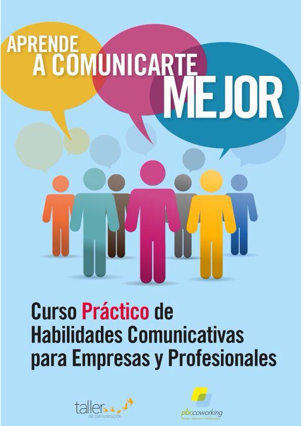 Curso de Habilidades Comunicativas en PBC... Ya vamos por el tercero!!