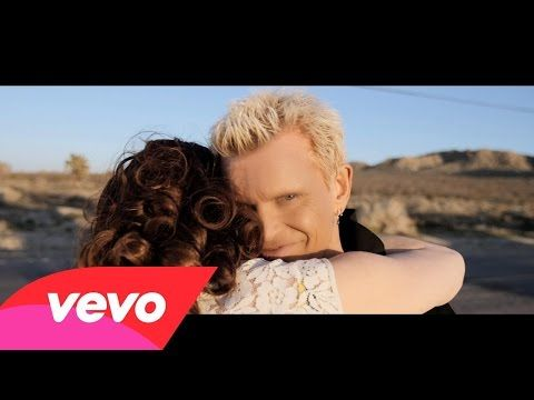 Billy Idol - Ghosts In My Guitar - YouTube