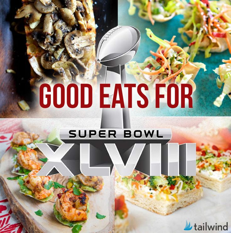 Good Eats for Super Bowl XLVIII
