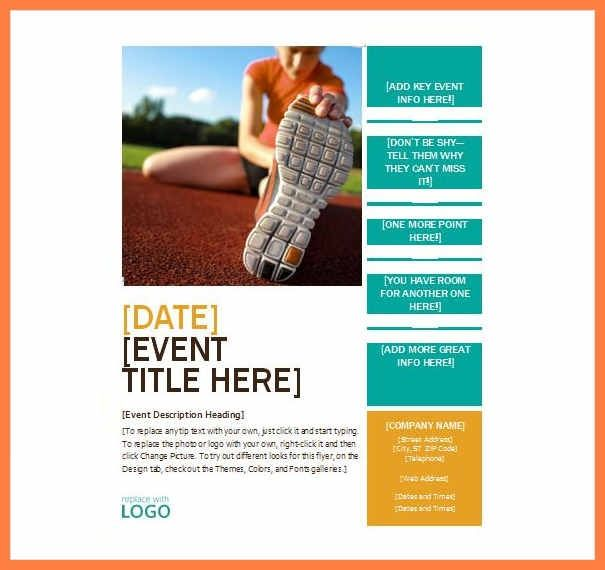 Free Event Flyer Templates For Publisher Di 2020