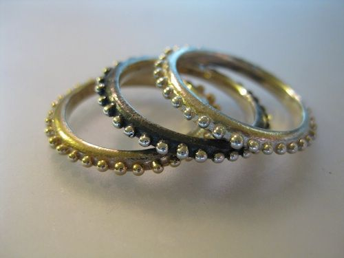 Joanna  Lovett - Twiggy Rings