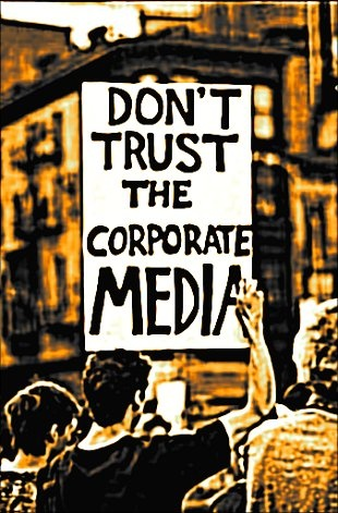 There is a war. A war between companies that toy with your mind. Don't trust anything you see because most likely nothing is true.