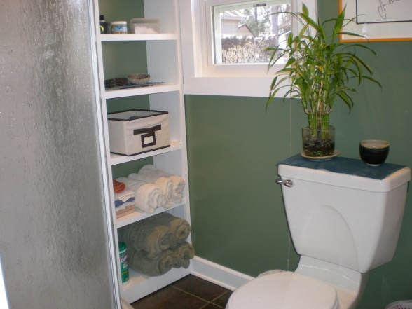 Image Detail For Small Spaces Reno Of A Small Lake Cottage Bathroom Bathrooms Design