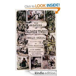 Oliver Twist: Charles Dickens, George Cruikshank : Amazon.com: Kindle Store