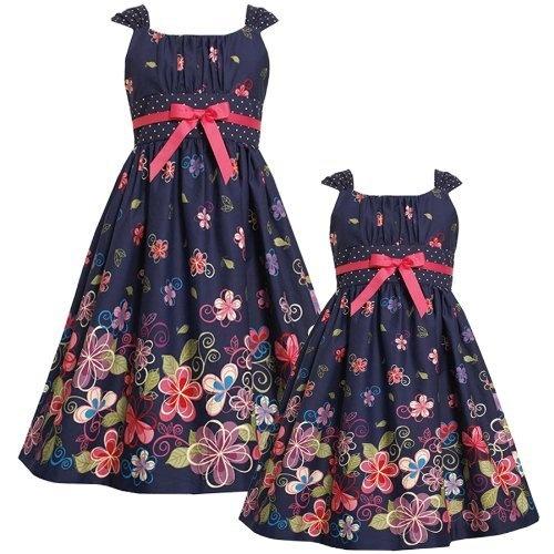 Image Result For Blue Floral Print Dress