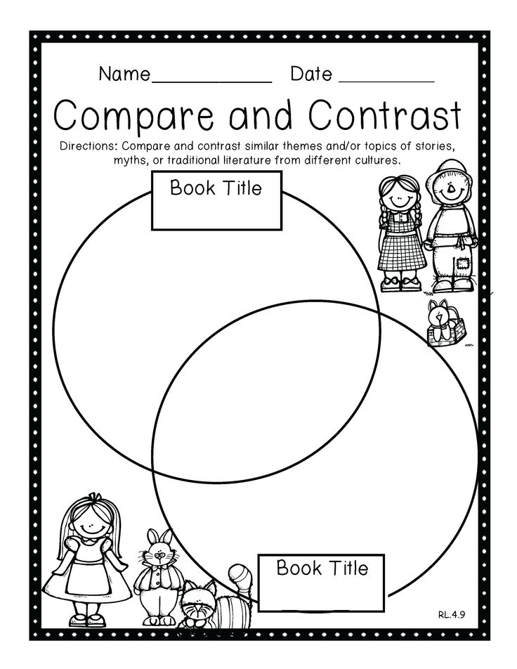 137 best READ~COMPARE & CONTRAST images on Pinterest