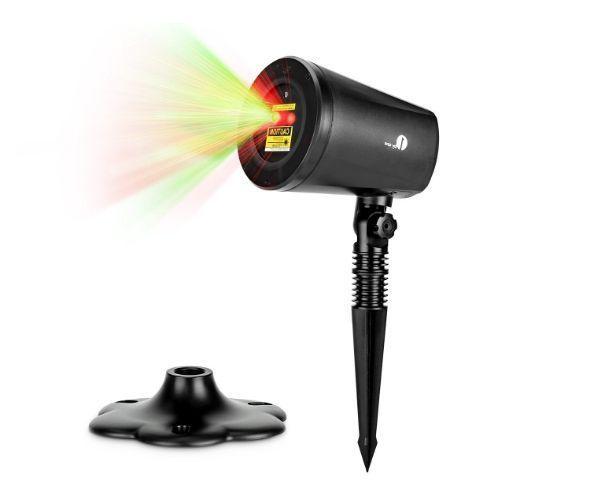 Outdoor Laser Projector Star Shower Christmas Tree Led Lights Halloween Decor  #Unbranded