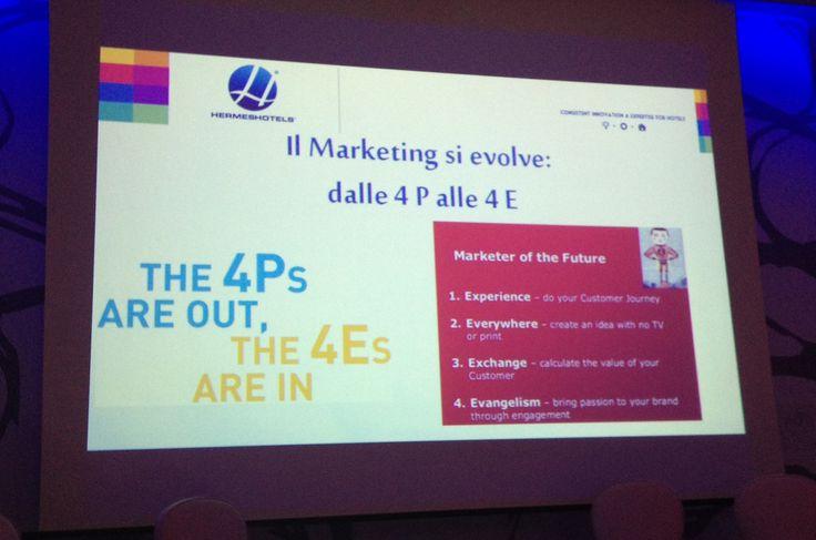 #Hotelpeople Milano siamo alle 4 E del #marketing chissà dove finiremo  www.hotel-posta.it
