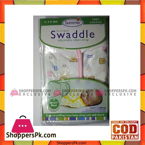Summer Infant Baby Swaddle Wrap Shopperspk Com Pakistan Wraps