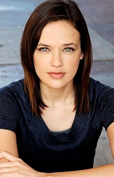 Brina Palencia... amazing and beautiful voice actor that I wish I could meet. :)