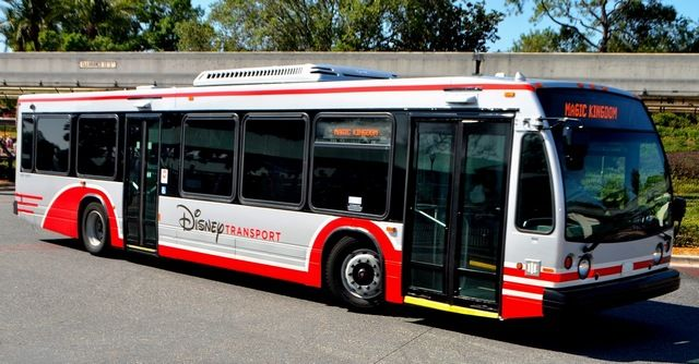 Walt Disney World Bus Transportation: Schedules and routes