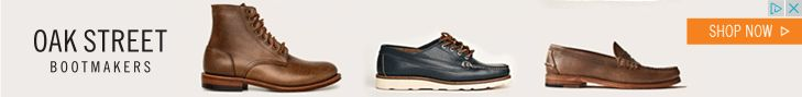 Oak Street Boot Makers ad