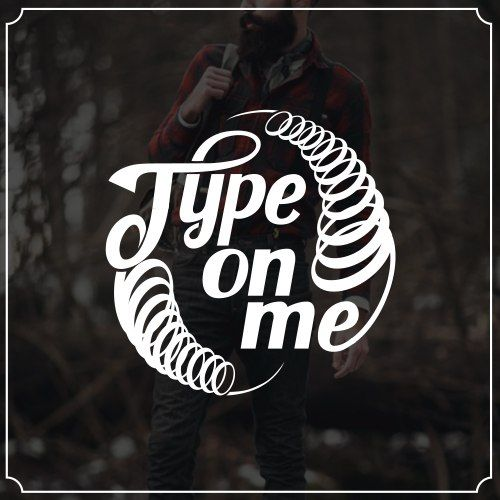 Logo Lettering #typeonme