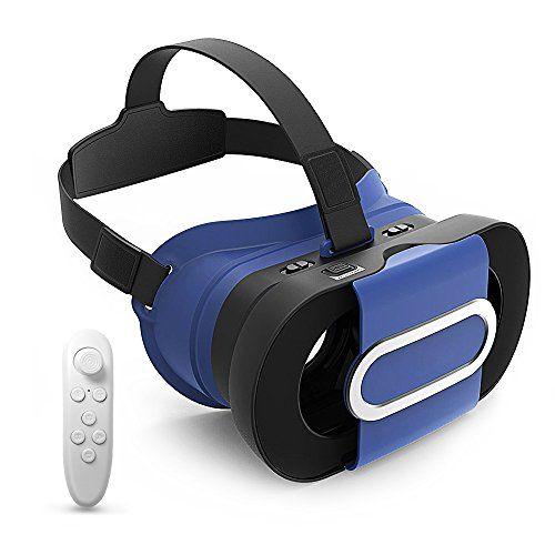 3D VR (Realidad Virtual) Gafas Plegable con Wireless Mando Control Remoto 3D - https://realidadvirtual360vr.com/producto/3d-vr-gafas-plegable-con-inalmbrico-mando-control-remoto-3d-vr-headset-vr-glasses-box-de-realidad-virtual-ajustable-para-pelculas-3d-y-juegos-de-vdeo-compatible-con-smartphones-de-4-6-pulgadas-azul-du/ #RealidadVirtual #VirtualReaity #VR #360 #RealidadVirtualInmersiva