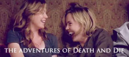 grey anatomy saddie death | Grey's Anatomy - Backpackers (MereDEATH & SaDIE Friendship) #1: The ...