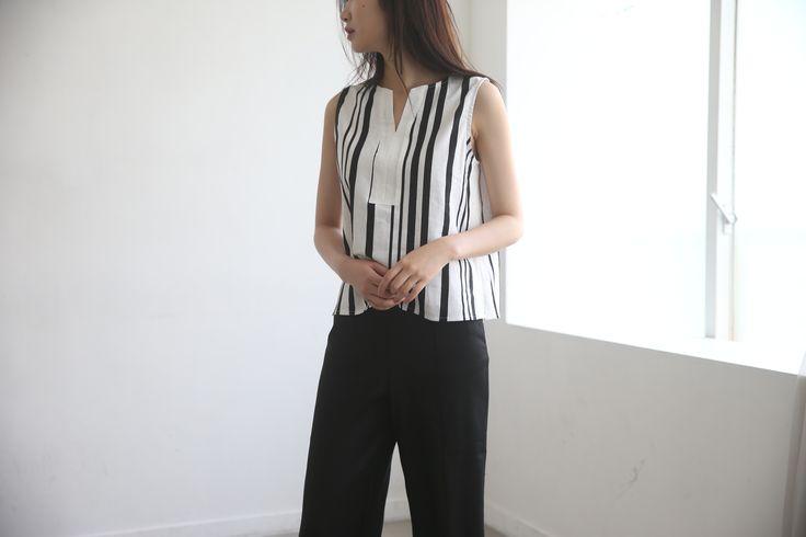 바이말리 bymallee.com 썸머스트라이프탑 Summer stripe top #bymallee #fashion #kpop #snsd #streetfashion #korean   #koreangirls #fashionmodel #shirt #blacknwhite #ootd #outfitoftheday #korea #beauty #clothing #style #dress  #skirt #shirt