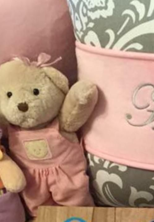 Lost on 13 May. 2016 @ Perth. Lost, possibly around Wanneroo / Joondalup. Very sentimental! My daughter's first teddy given to her in hospital Visit: https://whiteboomerang.com/lostteddy/msg/bvas3y (Posted by Carla Basden on 30 May. 2016)