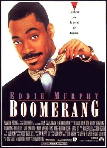 Boomerang - 1992 - directed by : Reginald Hudlin - cast : Eddie Murphy, Robin Givens, Halle Berry