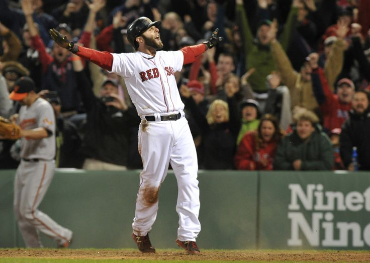 Image result for dustin pedroia scream
