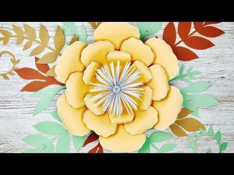 DIY : Flor De Jacinto En Goma Eva - Brotes De Creatividad - YouTube