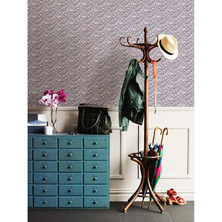 25 Best Ideas About Paisley Wallpaper On Pinterest