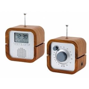 Back in Time Radio/Alarm Clock