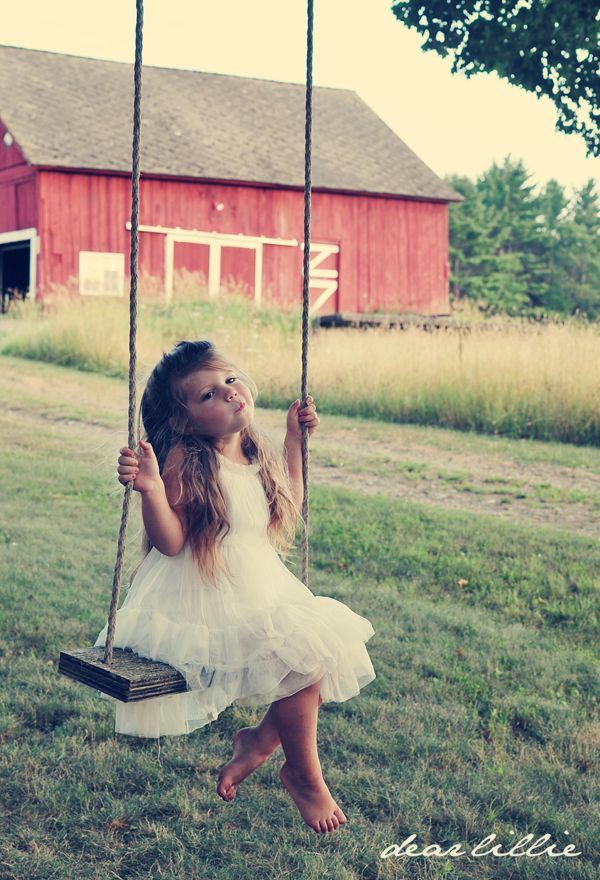 Dear Lillie: The Tree Swing and Photography Questions