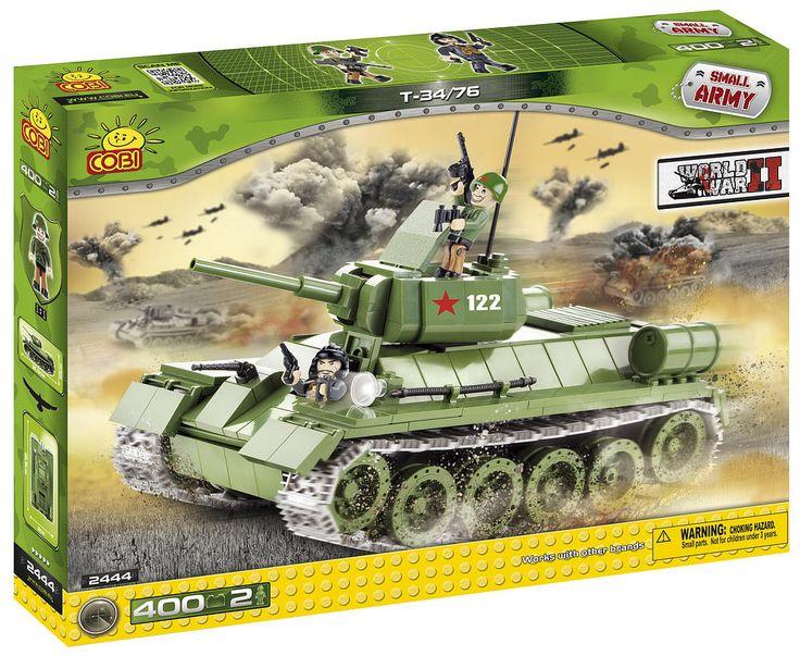 T-34 Tank | 2444