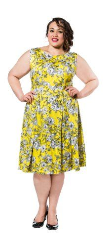 Best 25+ Yellow plus size dresses ideas on Pinterest | Plus size ...