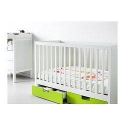 STUVA Lit enfant à tiroirs - IKEA