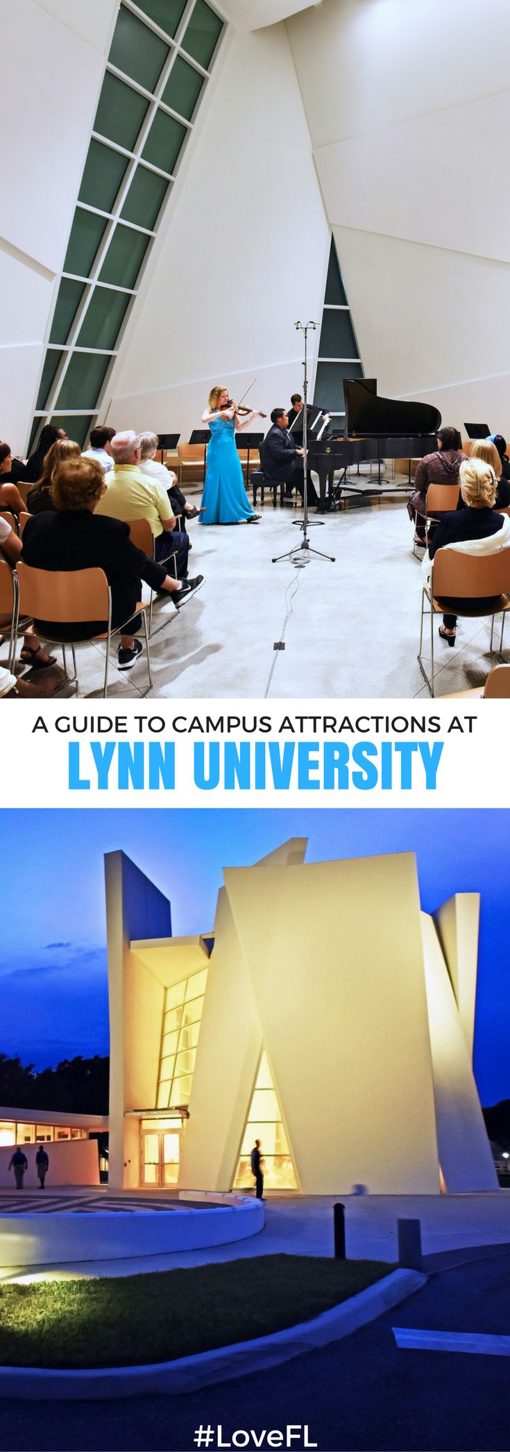 A Guide to Campus Attractions at Lynn University | #Florida #College #Travel