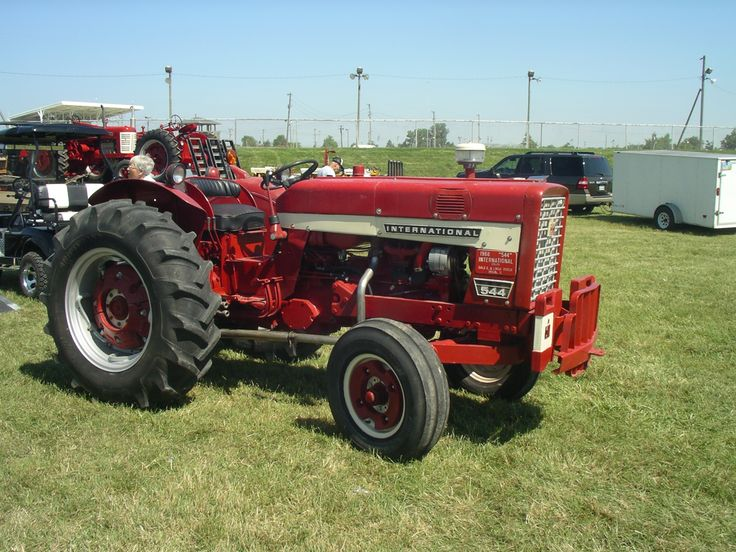 1968 IH 544 Utility