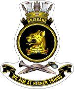 HMAS Brisbane (D 41)