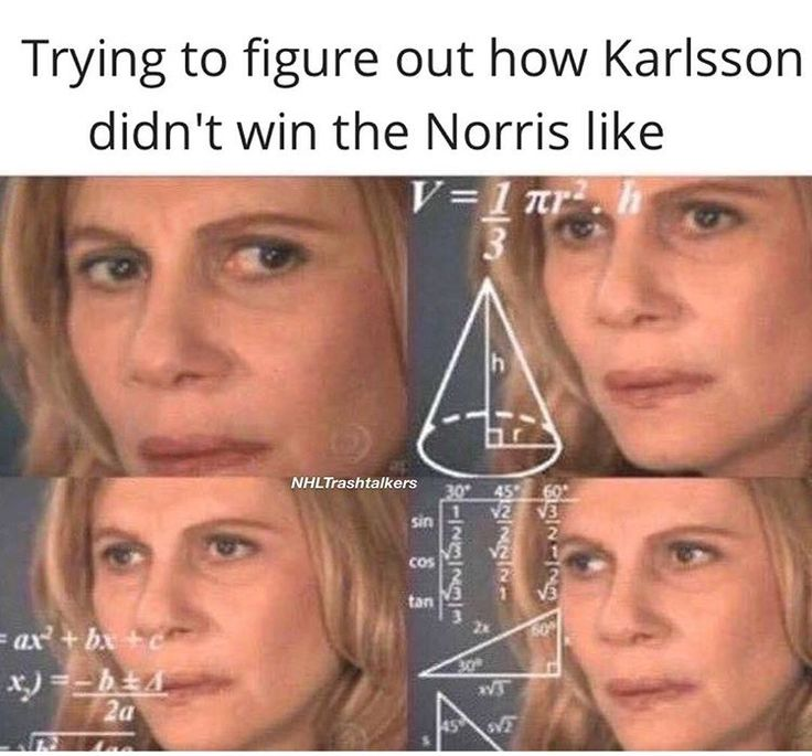 Erik Karlsson was ROBBED of The 2017 Norris Trophy!!!! 😠