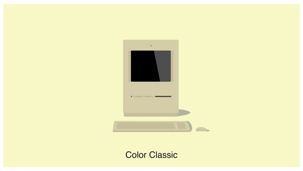 5 Progression of Apple Computers by Aakash Doshi