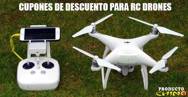 Cupones de Descuento para RC Drones Febrero 2017