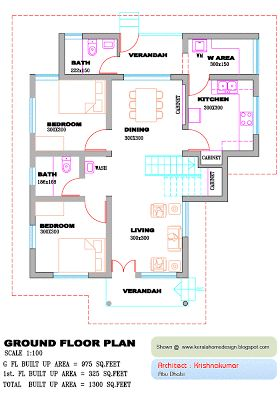 DUPLEX HOUSE PLANS INDIAN STYLE | Home Building Designs